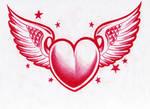 heart n winsg