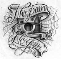 No Pain No Gain II by WillemXSM