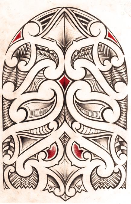 maori design new by WillemXSM