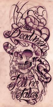 dead men tell no tales sketch by WillemXSM