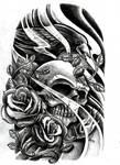 Crow N Skull