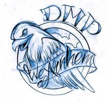 DMP eagle by WillemXSM