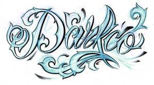 Sketch nickname by WillemXSM