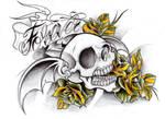 Deathbat sketch