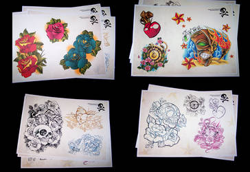 Flash Sheets by WillemXSM