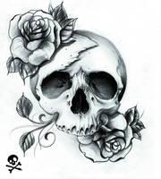 Crispy inspired skull by WillemXSM