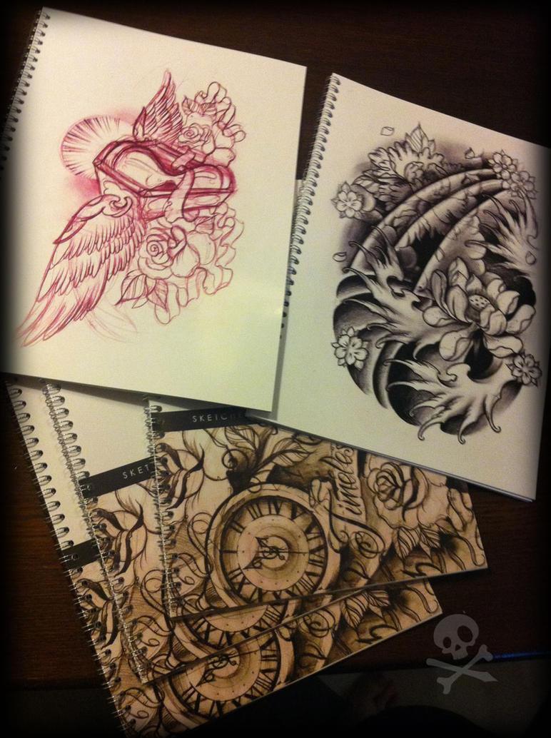 Sketchbook preview by WillemXSM