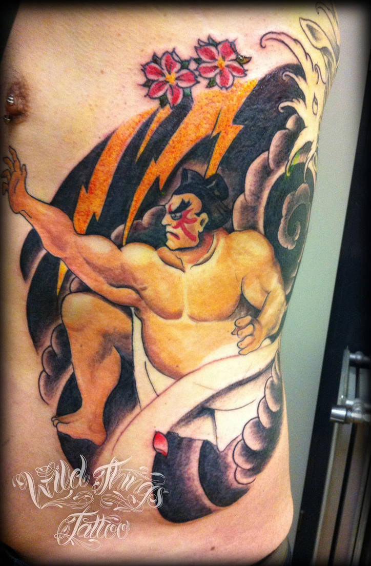 Street Fighter Tattoo By Willemxsm On Deviantart