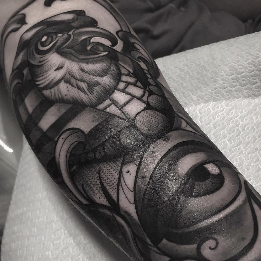 Willemxsm willem janssen deviantart for Egyptian tattoo flash