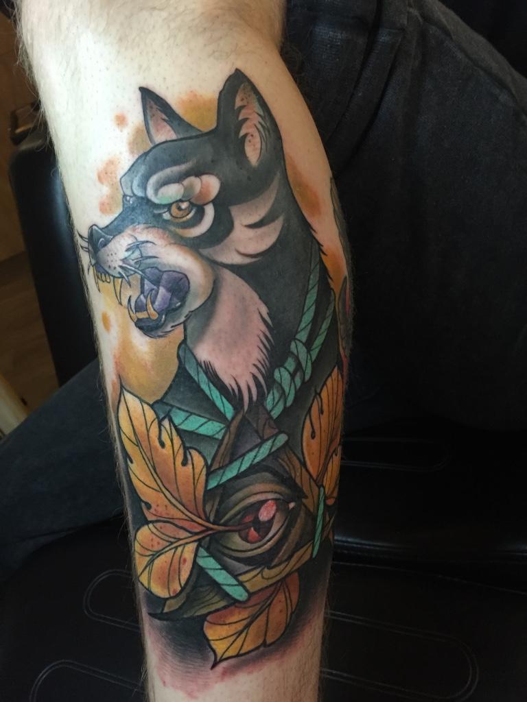 wolf by WillemXSM