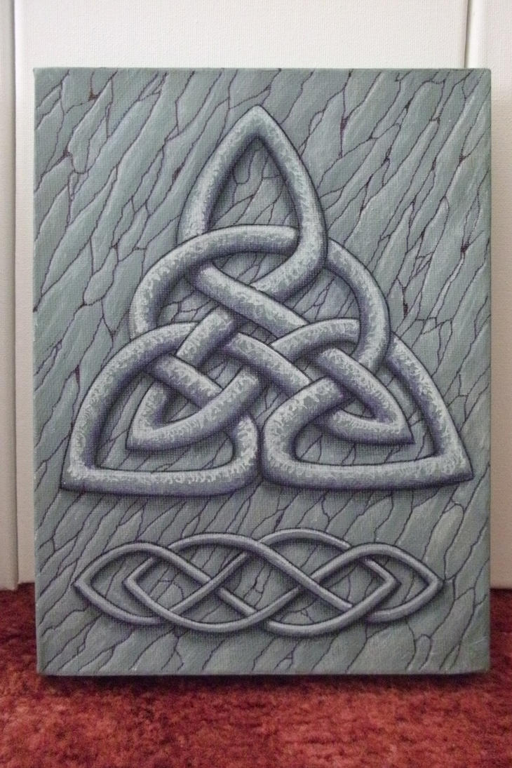 Triangle-knot-02 by mac2010