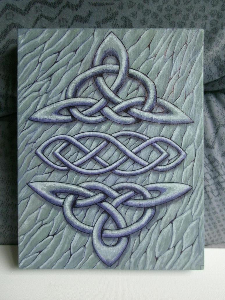 Trinity Knot by mac2010