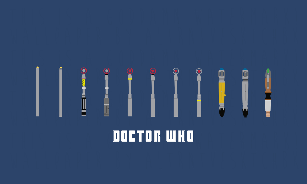 doctor who wallpaper minimalist