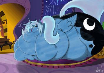 Bed Head by SquishyLuna