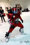 Kamen Rider Accel Cosplay
