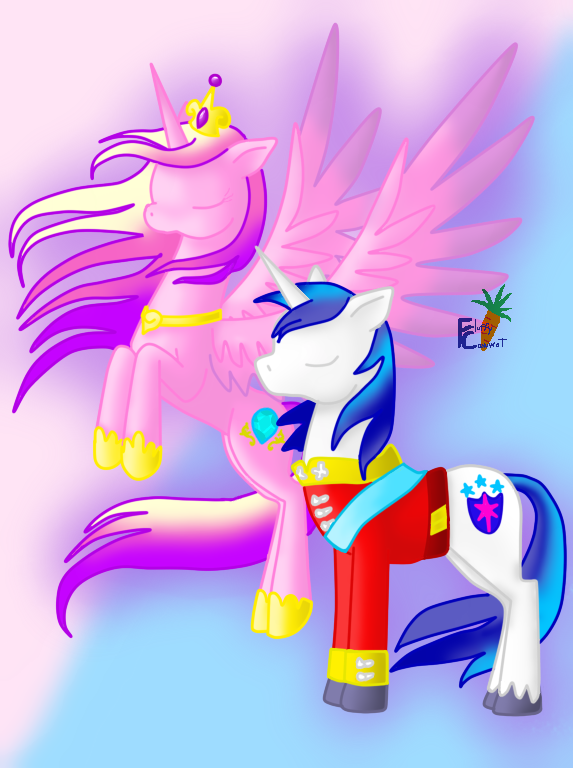 http://orig09.deviantart.net/ab23/f/2012/115/0/f/princess_cadence_shining_armor_by_fluffycawwot-d4xj7e0.png How To Draw Princess Cadence And Shining Armor