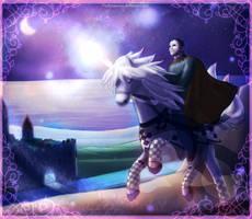 Hansi Kursch - Riding Prince