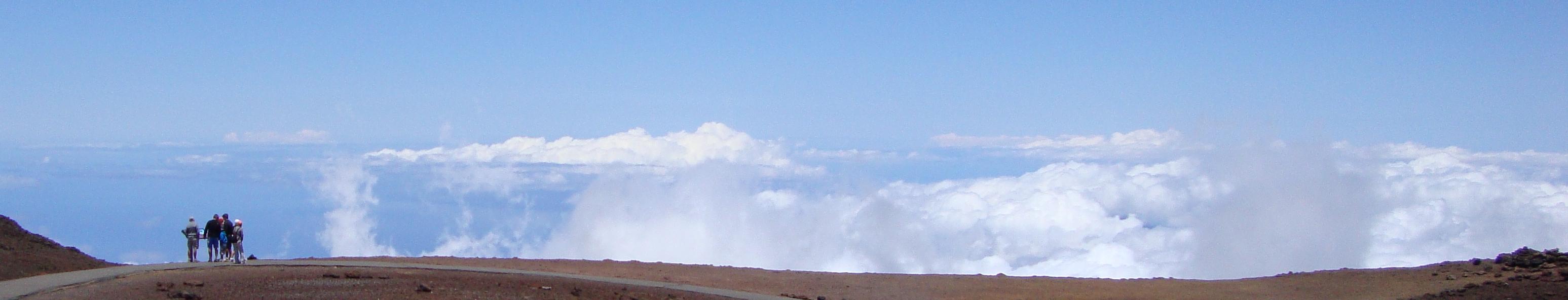 Mt. Haleakala - 2011 by ChemDiesel