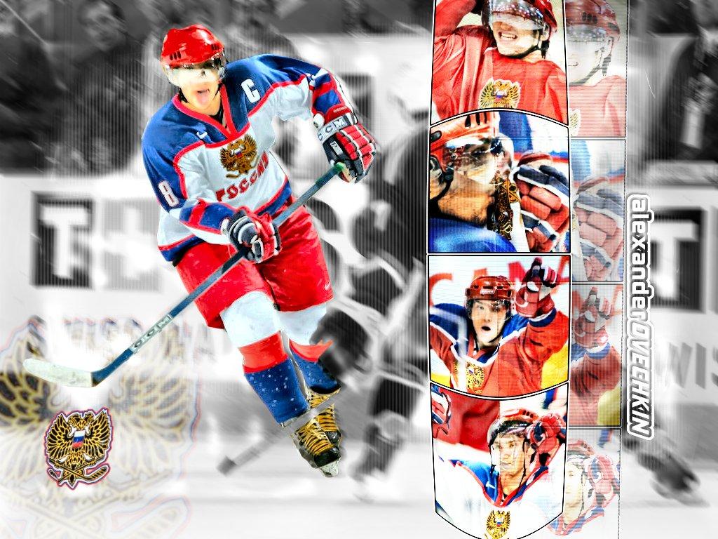 Alex Ovechkin Wallpaper Russia