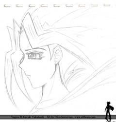 Yugioh @ Atem Sketch 2