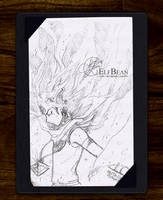 Sketchbook #30 - Dim by ElfBean