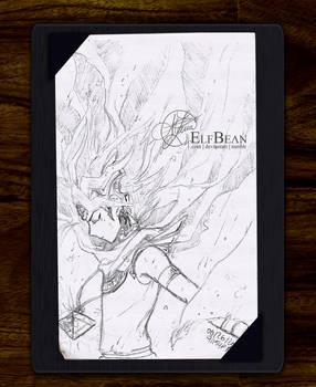 Sketchbook #30 - Dim