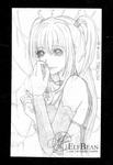 Sektchbook #44 - Misa Amane