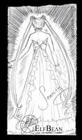 Sketchbook #47 - Serenity by ElfBean