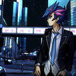 Yugioh Vrains - Home