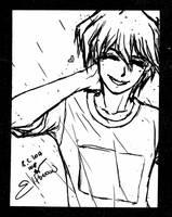 Sketchbook #51 - Heh by ElfBean