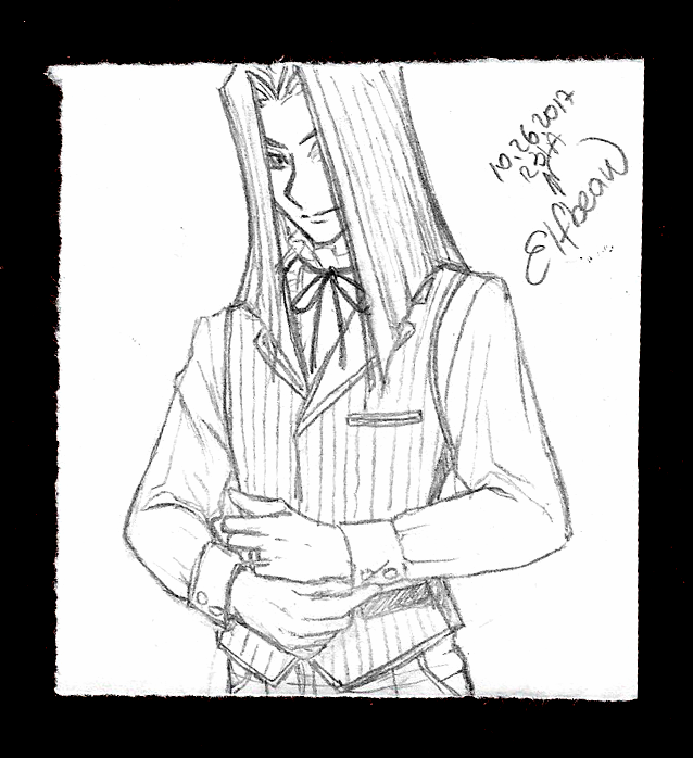 Sketchbook #55 - Pegasus by ElfBean