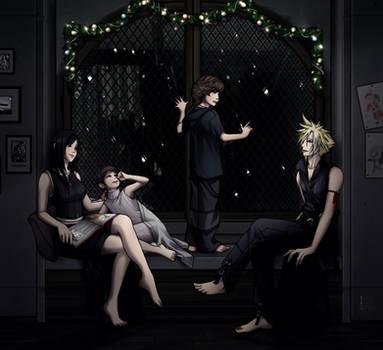 Final Fantasy VII - Snow