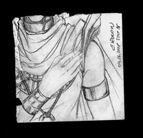 Sketchbook #72 - Heart by ElfBean
