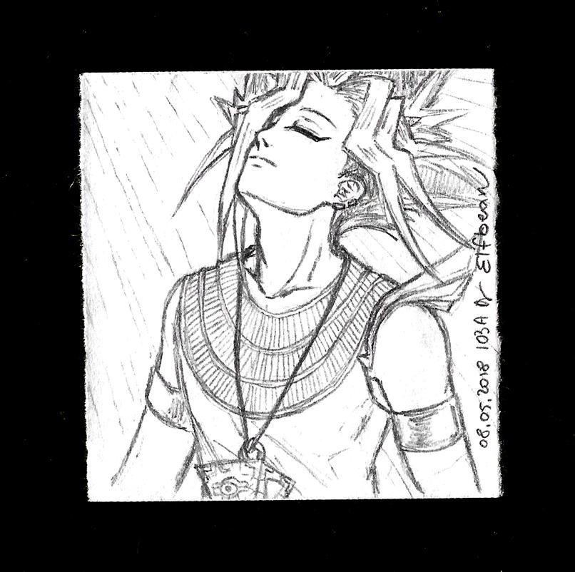 Sketchbook #80 - Sun by ElfBean