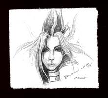 Sketchbook #83 - Leaf