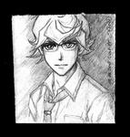 Sketchbook #84 - Takeru