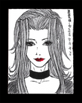 Sketchbook #97 - Red
