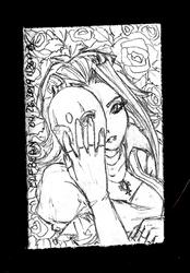 Sketchbook #102 - Mask