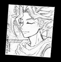 Sketchbook #107 - Breeze