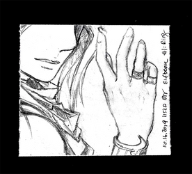 Sketchbook #108 - Ring