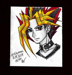 Sketchbook #109 - Mark