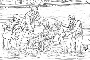 Commission - Shipwreck