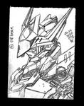 Sketchbook #115 - Barbatos
