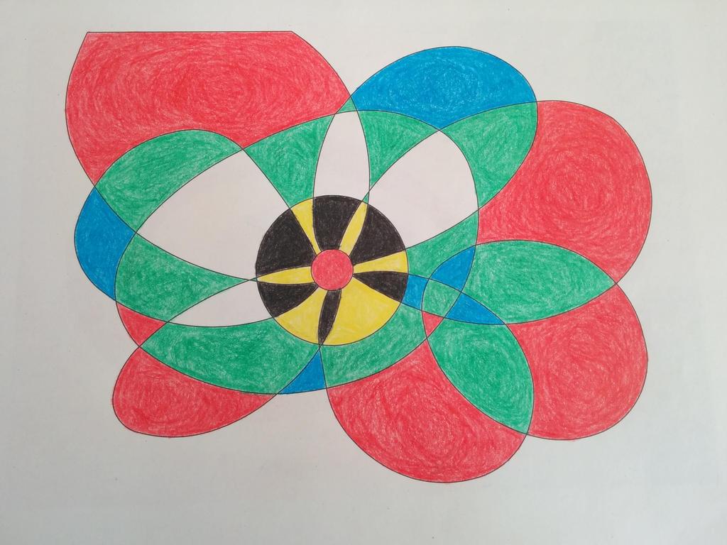 Pintando con Cesar - III. Banderas del Cosmos 3 by reficiul