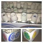 Acryllic Paint Box