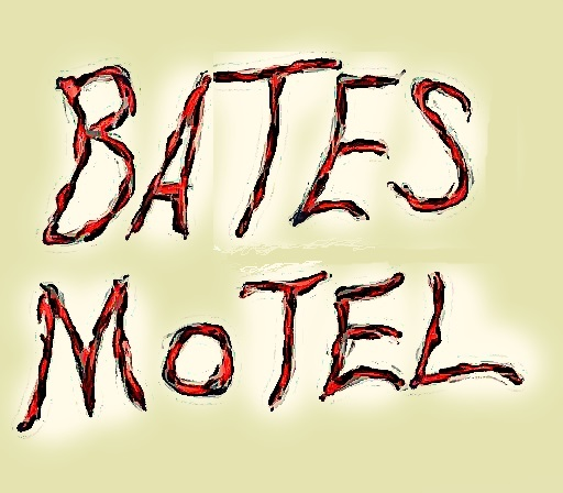 Bates Motel by Adriano90210