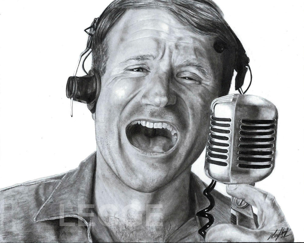 "an analysis of good morning vietnam by robin williams (ap) — adrian cronauer, the man whose military radio antics inspired a  character played by robin williams in the film ""good morning, vietnam."