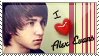 I :heart: Alex Evans Stamp by SilentClamity