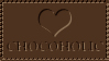 chocoholic stamp by SilentClamity