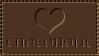chocoholic stamp by SilentClamity